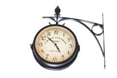 Reloj retro Imagen de archivo libre de regalías