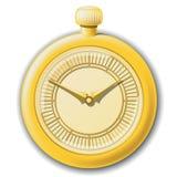 Reloj retro Fotografía de archivo libre de regalías