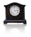 Reloj retro viejo Imagen de archivo libre de regalías