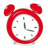 Reloj rojo libre illustration