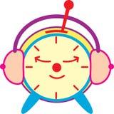 Reloj soñoliento Fotografía de archivo