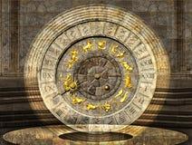 Reloj veneciano Fotos de archivo
