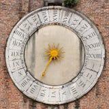 Reloj veneciano imágenes de archivo libres de regalías