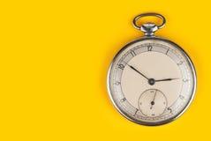 Reloj viejo imagen de archivo libre de regalías