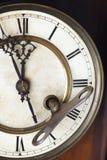 Reloj viejo Imagen de archivo