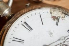 Reloj viejo Imagenes de archivo