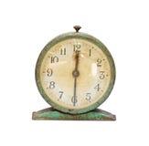 Reloj viejo de la vendimia Fotos de archivo