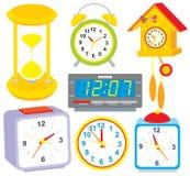 Relojes Imagen de archivo libre de regalías