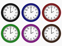 Relojes Imagen de archivo
