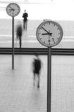 Relojes Fotografía de archivo