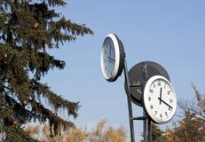 relojes Imagenes de archivo