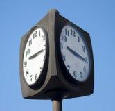 relojes Fotos de archivo