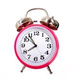 Relojes de alarma Fotos de archivo libres de regalías