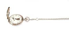 Relojes de bolsillo Foto de archivo libre de regalías