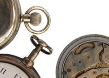 Relojes de bolsillo Fotos de archivo