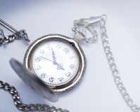 Relojes de bolsillo antiguos Fotos de archivo