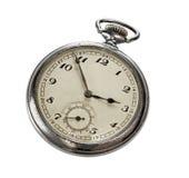 Relojes de bolsillo viejos Fotografía de archivo