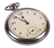 Relojes de bolsillo viejos Imagen de archivo libre de regalías