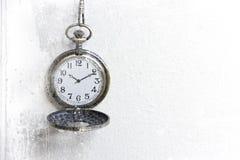 Relojes de bolsillo viejos Imagen de archivo