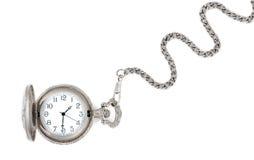 Relojes de la antigüedad Foto de archivo