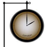 Relojes de Londres Imagen de archivo