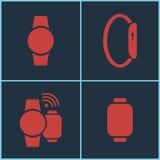 Relojes de Smart fijados libre illustration