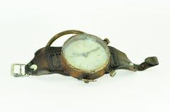 Relojes de Steampunk Fotos de archivo