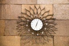Relojes del mesón de la ciudad de Chiayi fotos de archivo