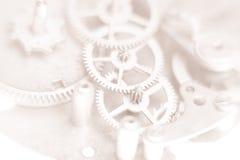 Relojes mecánicos Imagenes de archivo