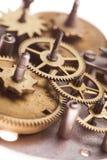 Relojes mecánicos Fotos de archivo