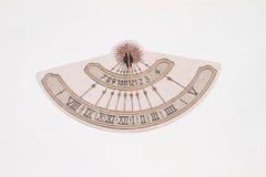 Relojes solares Fotografía de archivo