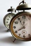 Relojes viejos imágenes de archivo libres de regalías