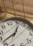 Relojes y relojes Foto de archivo libre de regalías
