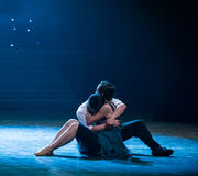 Rely On-Modern Dance Stock Photos