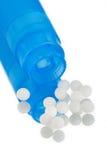 Remède de Hemeopathic Photographie stock libre de droits