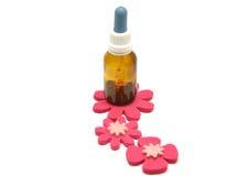 Remèdes de fleur de Bach Photo stock