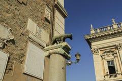 &Rem di Romul, Roma fotografie stock libere da diritti