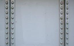 Remaches del gris Fotos de archivo