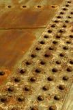 Remaches del hierro Imagen de archivo libre de regalías