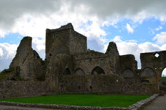 Remaining Stone Structure of Hore Abbey Royalty Free Stock Images