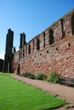 Remains of Arbroath Abbey Royalty Free Stock Images