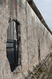 Remains of Berlin Historical wall Stock Photography