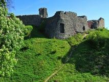 Remains del castello di Kendal Fotografie Stock