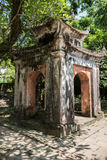 Remains of Hoa Lu Royalty Free Stock Images