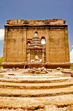 Remains of old temples. Stock Photography