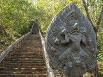 Wat Banan near Battambang, Cambodia. Remains of the Wat Banan Buddhist temple near Battambang, Cambodia royalty free stock photos