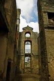 Remanente de una mansión isabelina Fotografía de archivo libre de regalías