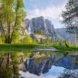 US National Parks, Yosemite National Park, California stock images
