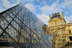 Remarkable places in Paris Royalty Free Stock Photo