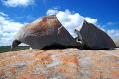 Remarkable Rocks Royalty Free Stock Photography